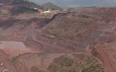 Medidas envolvendo risco em barragem de Itatiaiuçu são ampliadas