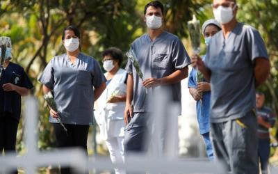 Justiça do Trabalho deve priorizar ações de profissionais de saúde na pandemia
