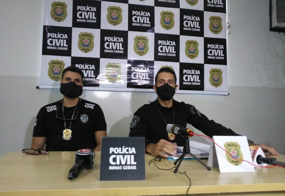 Polícia Civil desarticula esquema de extorsão em Betim