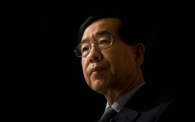 Após desaparecimento, prefeito de Seul é encontrado morto
