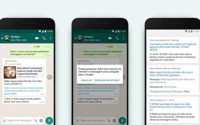 WhatsApp ganha recurso para checar conteúdo de mensagem