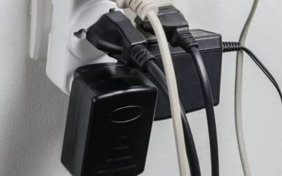 Mais de 350 pessoas morreram por causa de choques elétricos no país em 2020