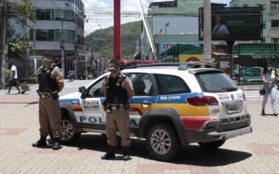 PM lança 'Operação Natal' para aumentar segurança de Itaúna