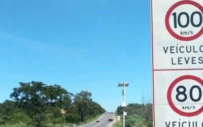 Novos radares começam a multar em duas rodovias mineiras