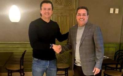 Cruzeiro acerta o retorno do técnico Vanderlei Luxemburgo