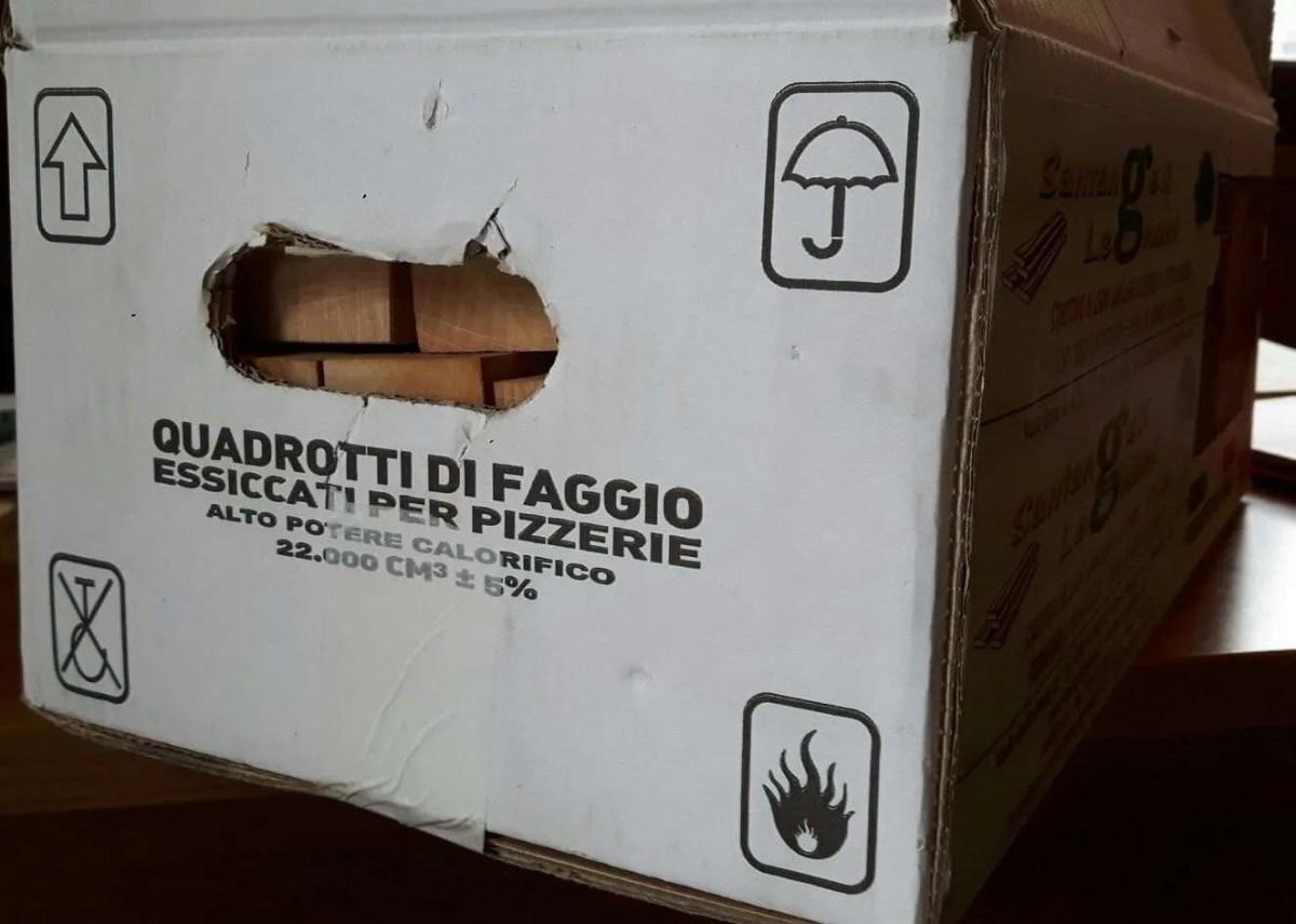 legna di faggio roma