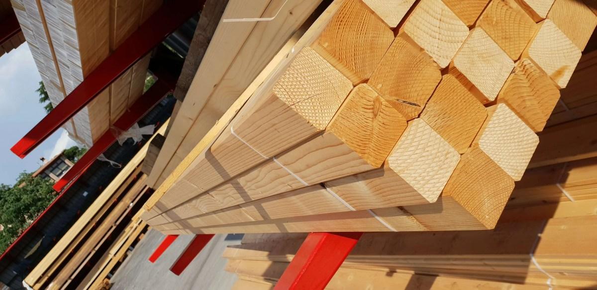 morali in abete roma - morali travetti legno abete - morale legno roma