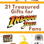 gifts for Indiana Jones fans