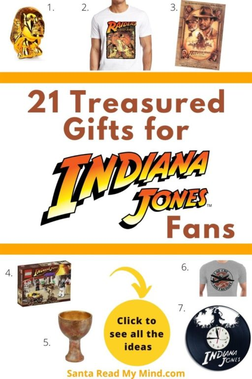21 Treasured Gifts for Indiana Jones Fans - Indiana Jones gift ideas article picture