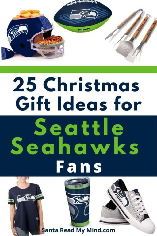 27 Christmas Gift Ideas for Seattle Seahawks Fans - What to buy a Seahawks fan ANSWERED