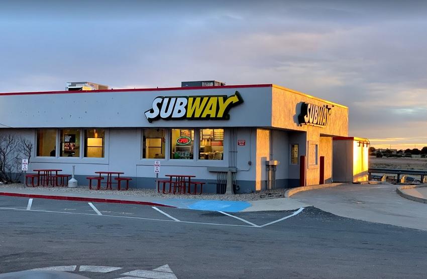 Subway Santa Rosa NM