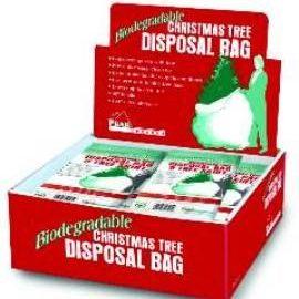 Christmas Tree Dispoal Bag Bidodegradable