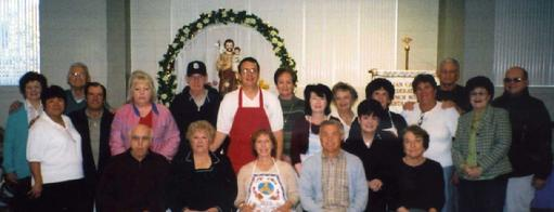 ICF Group at St. Joseph's Table