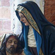 Il pianto della Madonna