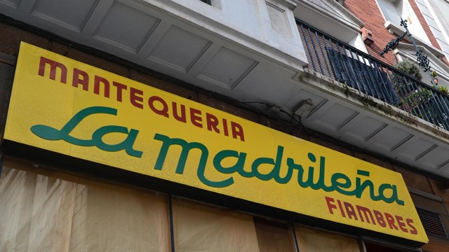 Mantequerias La Madrileña
