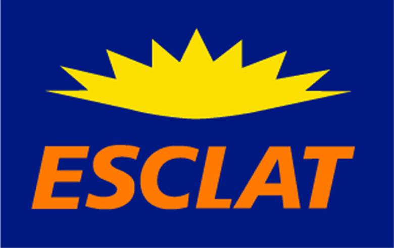 Resultado de imagen de esclat logo
