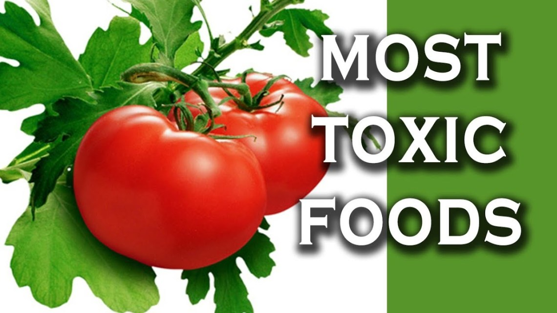 Arrêtez de manger des aliments qui accumulent des toxines dans votre corps