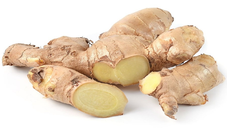 Le gingembre pour soulager les crampes menstruelles