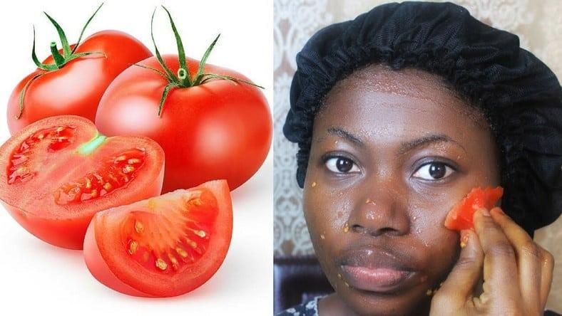 Comment utiliser la tomate avec du miel pour l'exfoliation de la peau