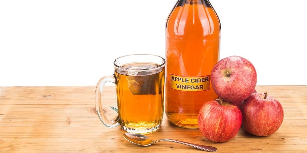 Comment traiter les infection urinaire avec du vinaigre de cidre de pomme
