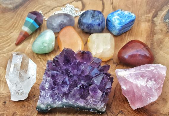 Comment nettoyer votre maison avec des cristaux de guérison