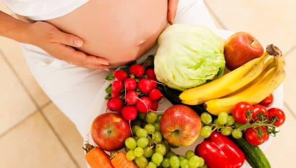 Aliments à manger pendant le premier mois de grossesse