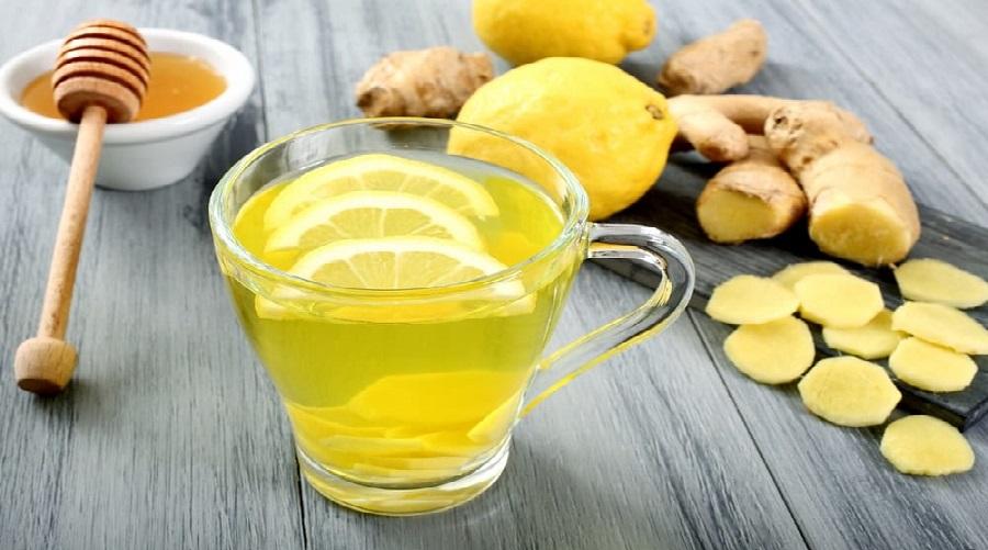 Gingembre et citron pour soulager les maux de tête rapidement