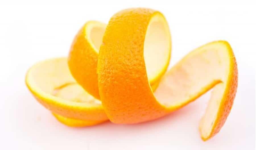 Zeste d'orange pour perdre du poids: Brûler les graisses avec la pelures d'orange