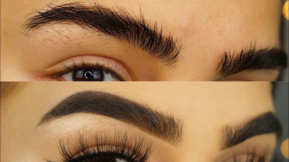 Remèdes maison pour épaissir vos sourcils naturellement