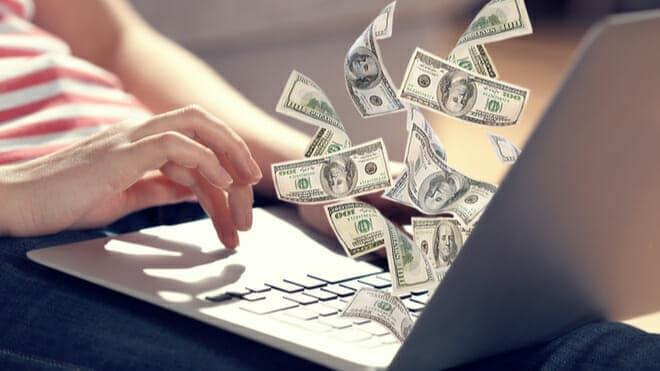 5 façons de gagner rapidement de l'argent en ligne