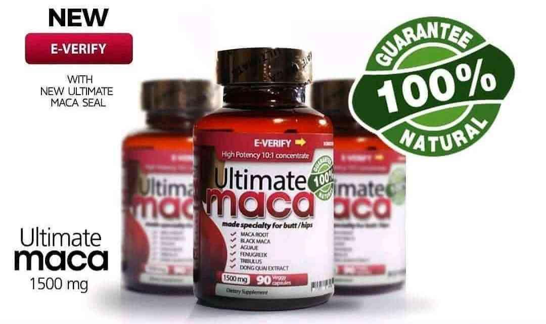 Effets secondaires de la pilule ultimate Maca