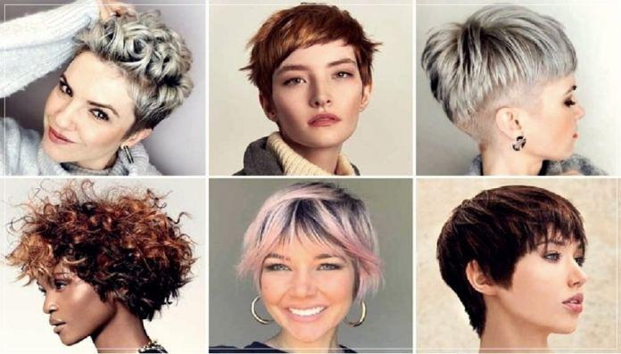 meilleures coiffures courtes femme blanche