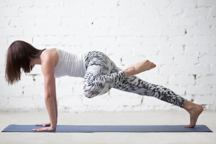 exercices cuisses abdos fessier