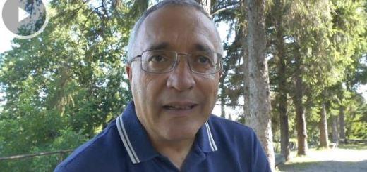 Don Pietro Cesena a Verdeto