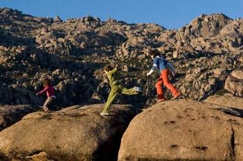 27-1-2008 La pedriza, zona de El Rodaje. foto: santi burgos