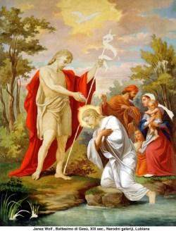 Jezusov krst