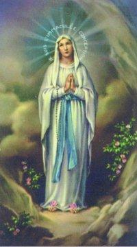 Marijino brezmadežno spočetje
