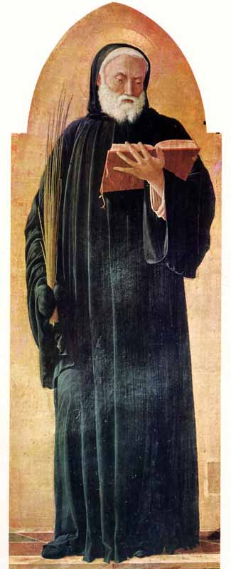 St. Benedict, Patriarch of Monks
