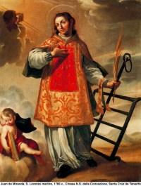 sv. Lovrenc