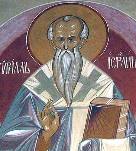 Ciril Jeruzalemski