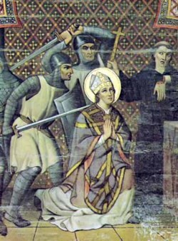 Tomaž Becket