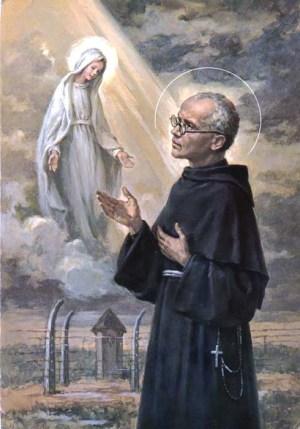 sv. Maksimiljan Kolbe