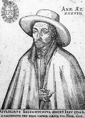 blaženi Viljem (Guillaume) Saultemouche