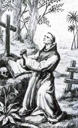 blaženi Konrad - menih in puščavnik