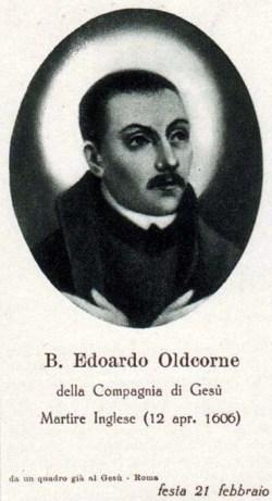 Edvard Oldcorne