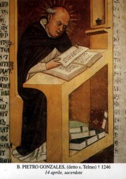 blaženi Peter Gonzales (Telmo) - duhovnik in redovnik