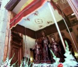 sveti Bernard, Marija in Gracija