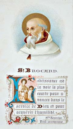 sveti Brokard