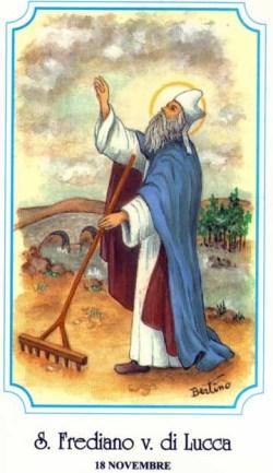 sveti Frigdian (Frediano)