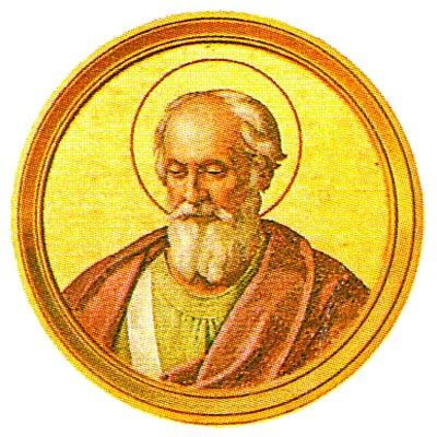 sveti Evzebij papež